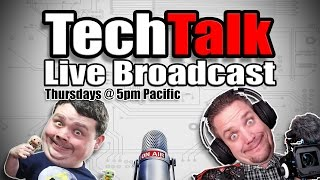 getlinkyoutube.com-Tech Talk #144 - More AMD tech and stuff