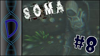 getlinkyoutube.com-SOMA: THE WARDEN UNIT (WAU), UNDERWATER MONSTER CHASE, AND SIMON IS A ROBOT? | Episode 8