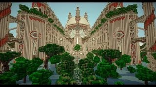 getlinkyoutube.com-Minecraft Cinematic - Cathedral of Artium