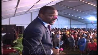 GOD'S ARMY National Believers Convention BISHOP S B ZIKHALI