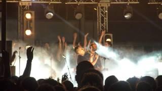 getlinkyoutube.com-Villagers of Ioannina City (V.I.C.) - Zvara [Live - Technopolis, Athens 25/09/2015] [HD]