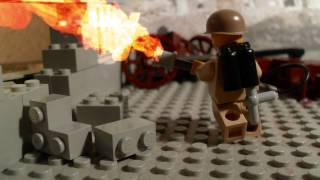 "getlinkyoutube.com-WW2 Lego Battle of Breslau 1945 - ""The Last Assault"""