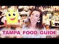 Tampa Bay's Best Restaurants & Bars | Florida Foodie Guide