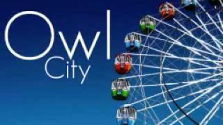 getlinkyoutube.com-Owl City - Fuzzy Blue Lights [w/ lyrics]