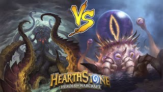 getlinkyoutube.com-Hearthstone: Н'Зот против К'Туна [Хартстоун]
