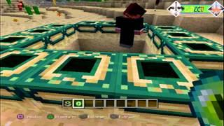Tutorial Minecraft PS3: Portal al END | Con Suscriptores
