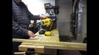 getlinkyoutube.com-New Dewalt DCN692 Brushless Framing Nailer