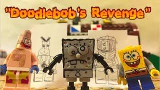 "getlinkyoutube.com-Lego Spongebob Episode 34: Patrick Man ""Doodlebob's Revenge"""