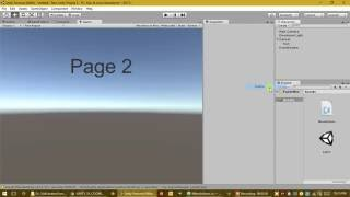Beginner's Unity3d Tutorial: Changing Scenes with Button