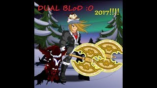 AQW DUAL Blinding Light of Destiny (BLoD) 2017!!!