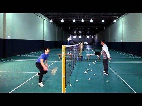 How to Do Training Drills | Badminton Lessons