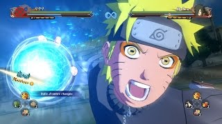 getlinkyoutube.com-Naruto Ultimate Ninja Storm 4 Mod : roster mod V2