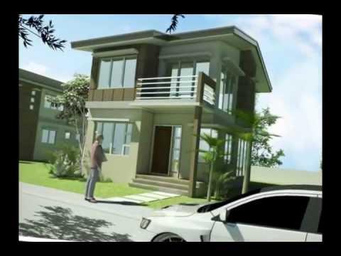 Modern Home Design บ้านโมเดิร์น Ep 3