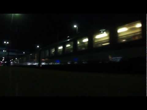 InterRegio Night Corona 406 cu EA 782 a Depoului Cluj în Braşov.