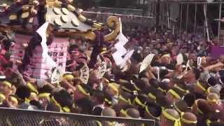 getlinkyoutube.com-平成27年  浅草神社 例大祭 三社祭り 宮出し 宮神輿バトル 。