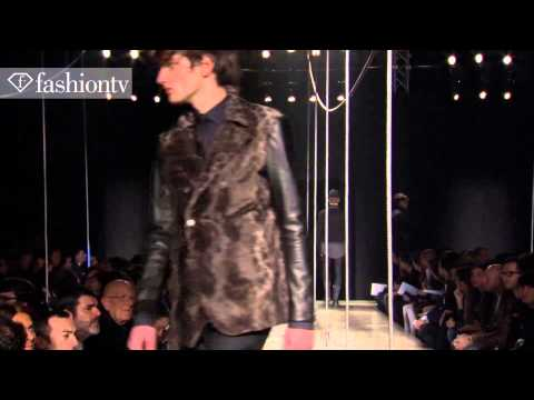 John Varvatos Men Fall/Winter 2013-14 | Milan Men's Fashion Week | FashionTV
