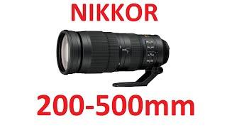 getlinkyoutube.com-AF-S NIKKOR 200-500mm f/5.6E ED VR - main thing