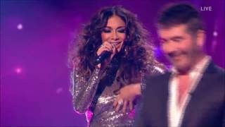 Nicole Scherzinger STEALS The Show as She Kicks Off 'Divas Week' | Live Shows | The X Factor UK 2016