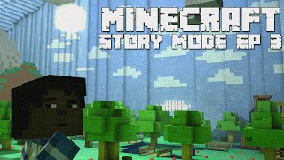 getlinkyoutube.com-EPISODE 3! - Minecraft Story Mode dansk