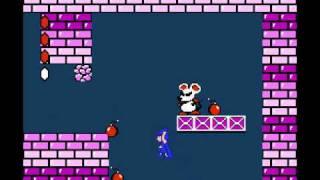 getlinkyoutube.com-NES Longplay [156] Yume Koujou Doki Doki Panic