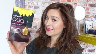 getlinkyoutube.com-Coloration Olia GARNIER !!