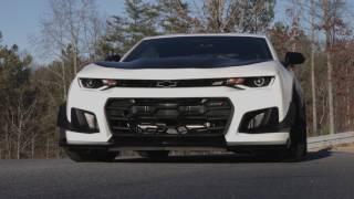 2018 Chevrolet Camaro ZL1 1LE Preview