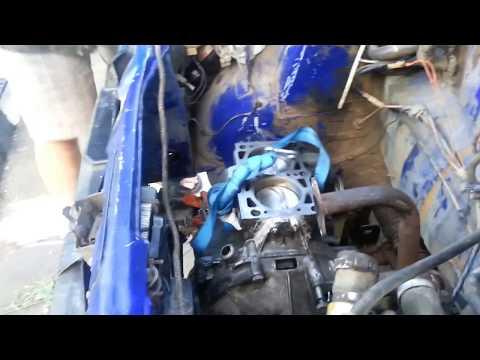 Устанавливаем двигатель на Оку - ВАЗ 11113
