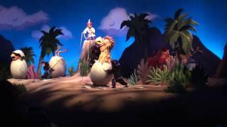 東京ディズニー・シー シンドバッド・ストーリーブック・ヴォヤッジ [HD]
