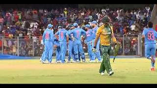India vs South Africa warm up T20 2016 , Old style, Less Camera