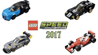 getlinkyoutube.com-Lego Speed Champions 2017 Winter Sets Images