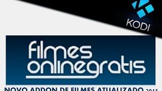 getlinkyoutube.com-Kodi - novo Addon FilmesOnlineGrats 2 - Filmes e Series dublados - Como instalar