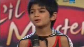 Littli Boy dance Churake dil mera