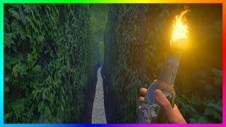 6 AMAZING SECRET LOCATIONS & BOUNTY HIDING SPOTS YOU MIGHT NOT KNOW ABOUT IN GTA ONLINE! (GTA 5)