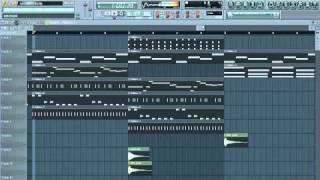 EAZY-E STYLE HIP HOP BEAT on FL Studio