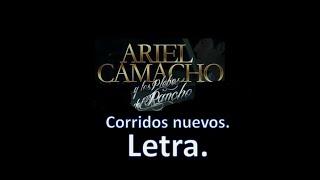 getlinkyoutube.com-te voy a olvidar- ariel camacho (letra)