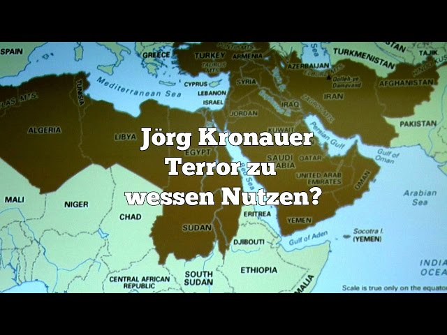 Wer profitiert vom Terror? (Jörg Kronauer)