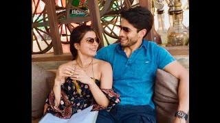 getlinkyoutube.com-Naga Chaitanya and Samantha Lovely Beautiful Video - Awesome !!
