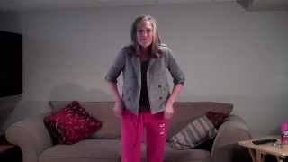getlinkyoutube.com-I can't believe I'm taking my clothes off!! Marie's Fashion 4 All