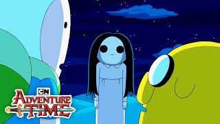getlinkyoutube.com-Blank Eyed Girl Situation | Adventure Time | Cartoon Network