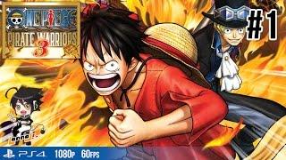 getlinkyoutube.com-One Piece Pirate Warriors 3[1]: บทใหม่เริ่มต้น กลุ่มหมวกฟางออกลุย!
