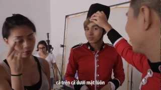 getlinkyoutube.com-Behind the scenes : MV oh my love - 365daband [OFFICIAL]