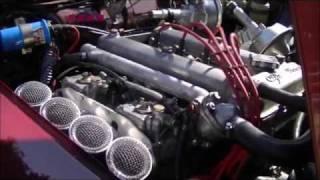 AlfaRomeo 2000GTV WEBER GTA Exhaust