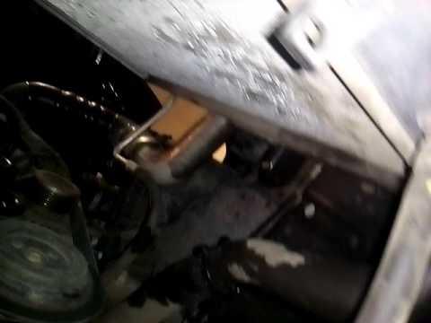 Замена ремня генератора на Nissan Rathfinder r51 2012