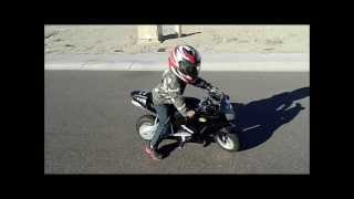 getlinkyoutube.com-JoKeR Racing VLOG 6 family motorcycle racing