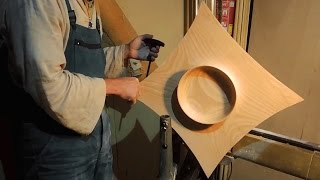 "getlinkyoutube.com-Tokar Art 72 WoodTurning ""Orion SuperStar"""
