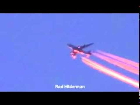 Hologram Concealing Highly Advanced Chem trail Dispenser ~ Creepy !