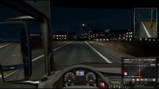 getlinkyoutube.com-La Dorada-Medellin Euro Truck Simulator 2 Mapa Colombia
