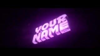 getlinkyoutube.com-intro [your name] Free