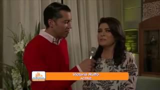 getlinkyoutube.com-Victoria Ruffo  la reina de las lágrimas    Corona de lágrimas