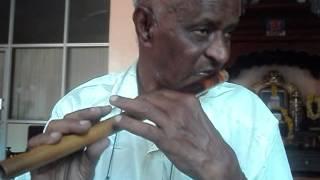 getlinkyoutube.com-H V Hallappa - Flute - Maha Ganapathim Baje..